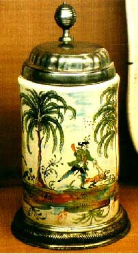 "Beer Stein Article - ""A Very Concise History of Faience and a ..."