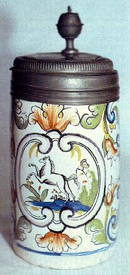 Beer Stein Article Faience Steins